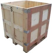 Wooden Shipping Crate