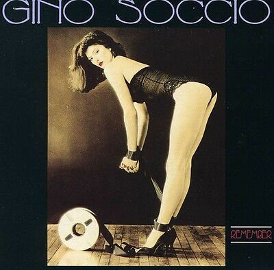 Gino Soccio - Remember [New Cd]