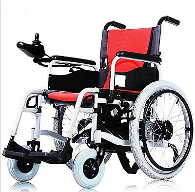 NEW Electric Wheelchair for Disabled and Elderly People Medical Scooter Portable