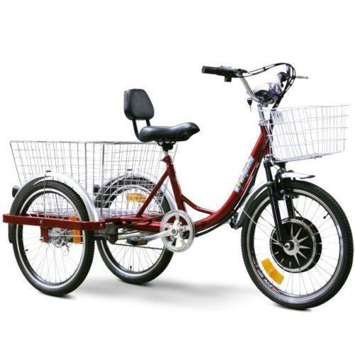 electric tricycle ebay. Black Bedroom Furniture Sets. Home Design Ideas