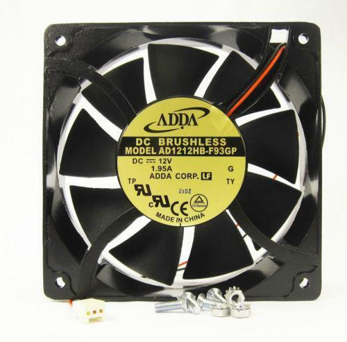 12v Blower Fan 500 Cfm : Cfm fan ebay