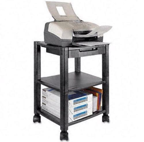 workstation home tables printer kp furniture c w table laptop costway shelf desk office computer pc