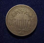 Shield Nickel Set