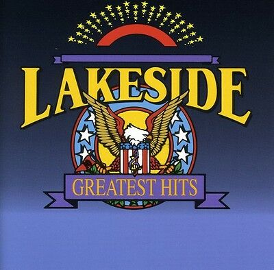Lakeside   Greatest Hits  New Cd  Canada   Import