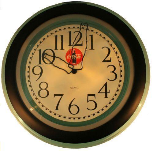 Old Coca Cola Clock Ebay