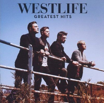 WESTLIFE - GREATEST HITS CD (THE VERY BEST OF / COLLECTION)