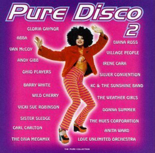Various Artists - Pure Disco 2 / Various [New CD]