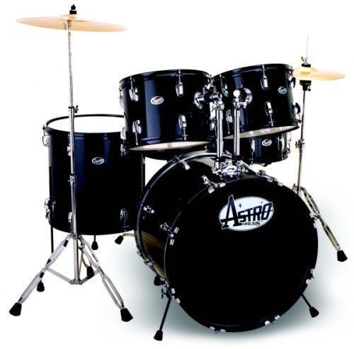 beginner drum set ebay. Black Bedroom Furniture Sets. Home Design Ideas