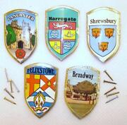 Walking Stick Badges