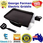 George Foreman Grills & Griddle Pans