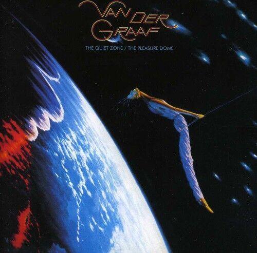 Van der Graaf Genera - Quiet Zone / Pleasure Dome [New CD]