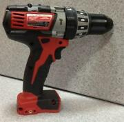 Milwaukee M18 Hammer Drill