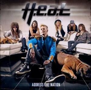H.e.a.t. - Address the Nation (CD)