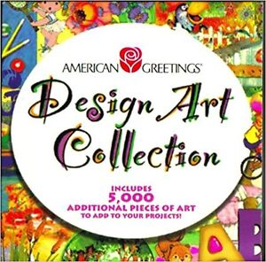 Design Art Collection: American Greetings [ Win 95 / 98 ] (1998)