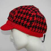 Wool Newsboy Hat