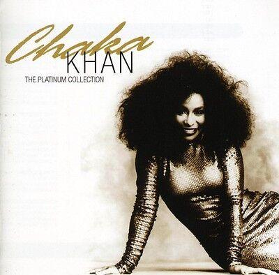 Chaka Khan   Platinum Collection  New Cd  England   Import