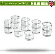 IKEA Glass Tea Light Holders