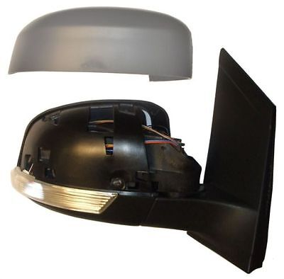 Ford Focus Mk2 2008 2011 Door Wing Mirror Electric Primed OS Driver Right