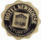 Hotel Sticker