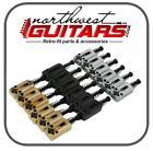 Stratocaster Saddles