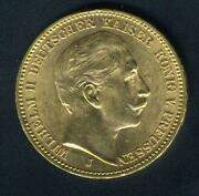 20 Mark Gold