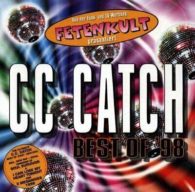 C.C. Catch Best of '98  [CD] (Cc Catch Best Of 98)