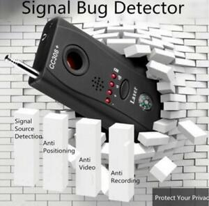 New Anti Spy Detector Hidden Camera GSM Bug Finder