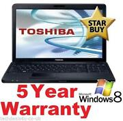 Toshiba Laptop 4GB RAM