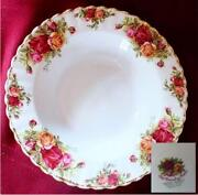 Royal Albert Old Country Roses Soup