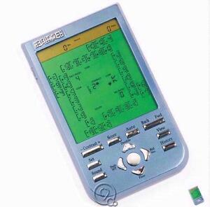 BridgeMate Handheld Electronic Bridge Card Mate Game Six bidding conventions