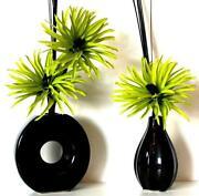 Lime Green Vase