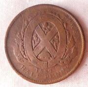 Canadian Half Penny
