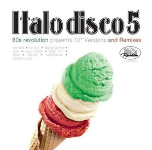 VARIOUS-80S REVOLUTION ITALO DISCO VOL-2CD SAMPLER POKO