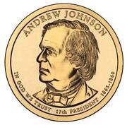 Andrew Johnson Coin