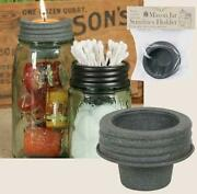 Antique Mason Jar Lids