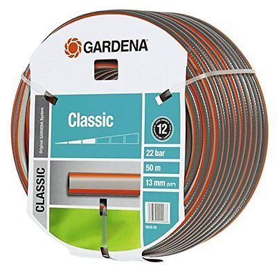 Gardena Gartenschlauch Schlauch Classic 50m Gartenwerkzeug Qualitat Zubehor NEU