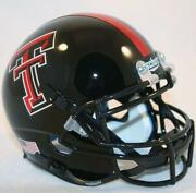 Texas Tech Helmet