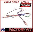 Car Audio & Video Wire Harnesses for Nissan 2000