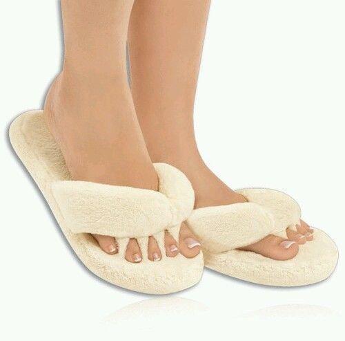 Open Toe Slippers Ebay