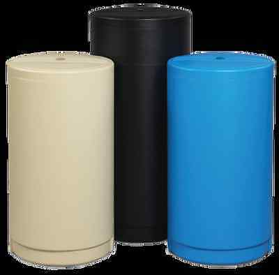 """Complete round brine tank for water softener 18"""" x 33"""" float"""