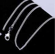 Damen Halskette Silber 925
