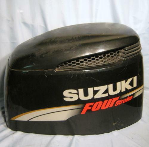 Outboard Motor Covers : Suzuki outboard motor cover ebay