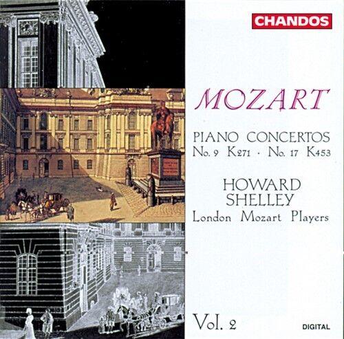 Howard Shelley, W.a. Mozart - Piano Concerto 9 [New CD]