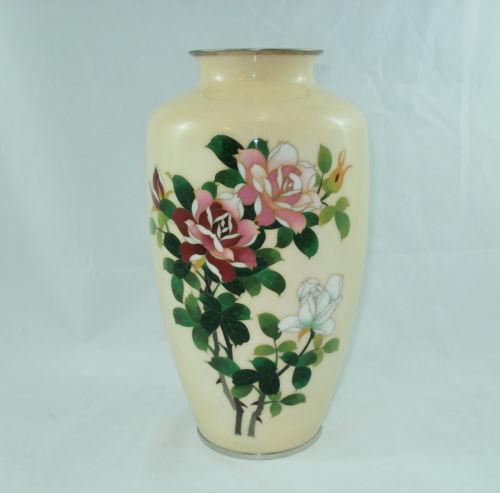 Japanese Flower Vase Ebay