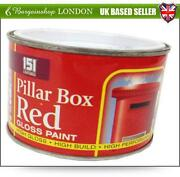 Red Gloss Paint