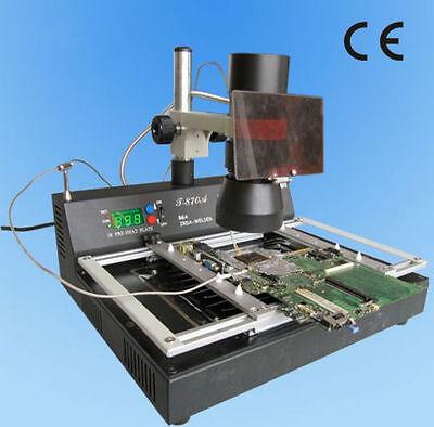 High Quality T-870a Infrared Heating Rework Station Bga Irda Welder 110v220v