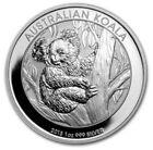 Australian Koala Perth Mint Silver Bullion Coins & Rounds