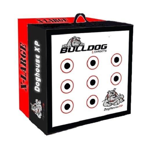 "NEW Bulldog Doghouse XP 24"" x 24"" 12"" Extra Penetration Archery Target"