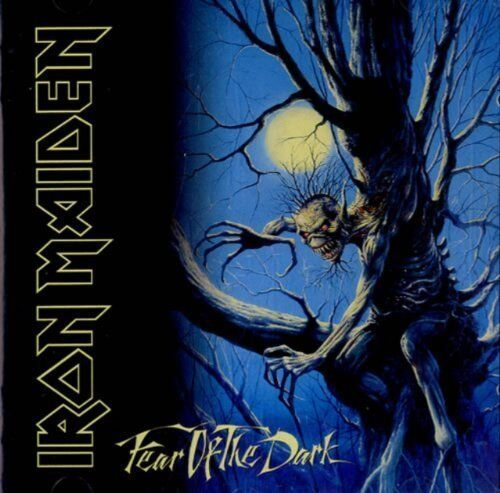 Iron Maiden Fear of the dark (1992) [CD]