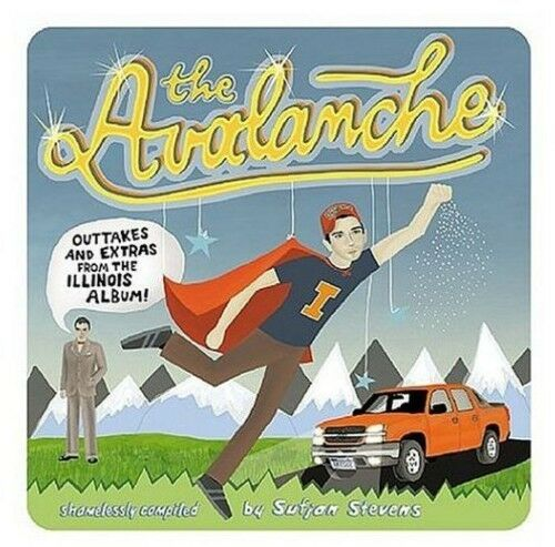 Sufjan Stevens - Avalanche: Outtakes & Extras from Illinois Album [New CD]